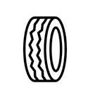 Neumáticos (revisión, cambio o sustitución)